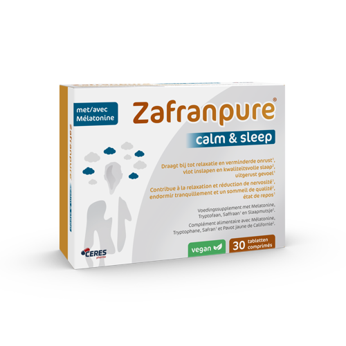 Zafranpure Calm & Sleep